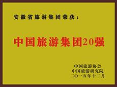 2015年度中国亚博体育app英超买球集团20强