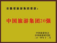 2014年度中国亚博体育app英超买球集团20强