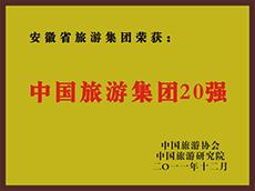 2011年度中国亚博体育app英超买球集团20强